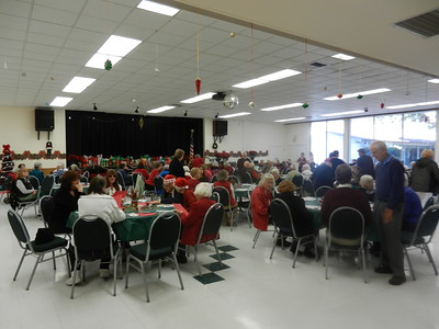 12-8-11 Rotary Seniors Holiday Luncheon