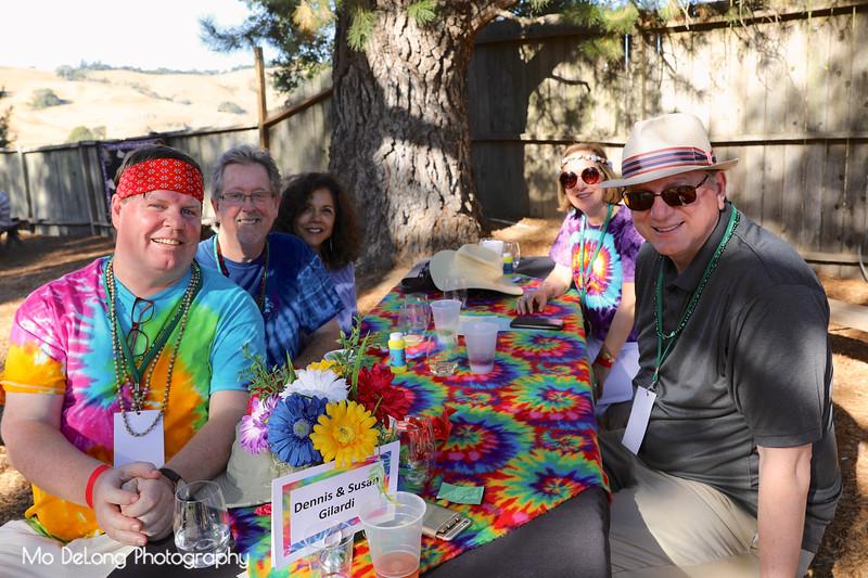 Jeff Pearson, Dave Sheenhan, Ireen Wilson, Susan Gilardi and Don Wilson