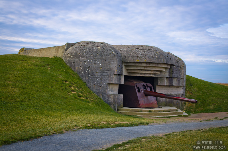 Bunker 3     Photography by Wayne Heim