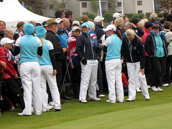 2012 Day 2 Curtis Cup