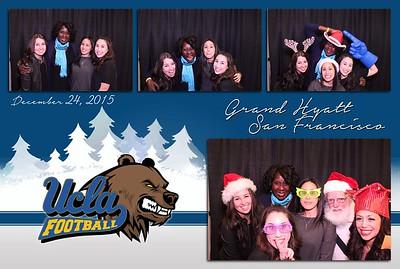 Christmas Eve w/ Coach Mora