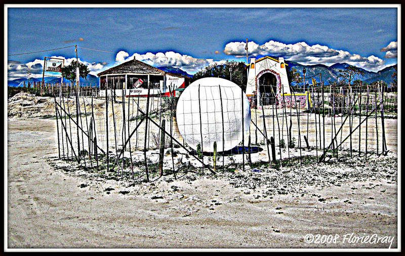 Here at the Tropic of Cancer... 