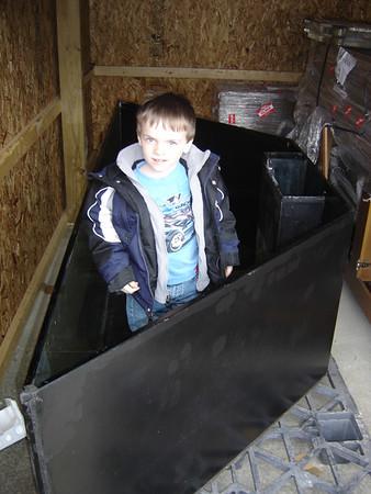 500 Gallon Fish Tank