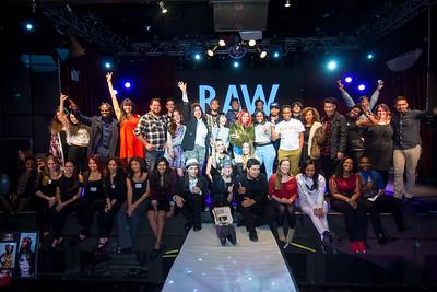 RAW:NYC presents UPRISING