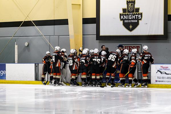 2-15-20 Jr Ducks vs Denver Jr Pioneers