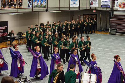Lee's Summit North Marching Festival COMPLETE