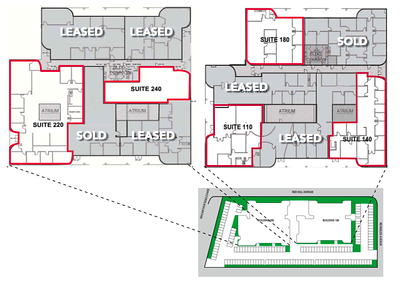 2,557 - 6,495 square feet 6 Units Remain (for lease or sale | $189 per square foot for sale) Email Me