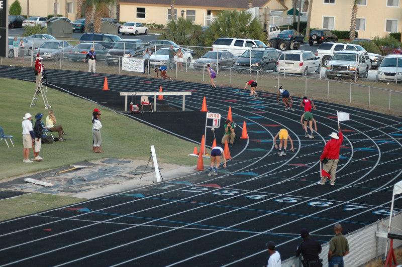 Girls' 400m Finals, H2.