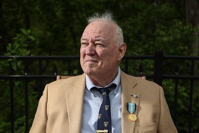 Dr. Barger Antarctic Service Medal