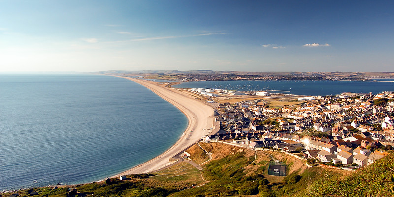 Chesil Beach and Fortuneswell