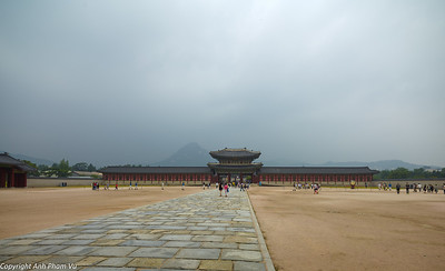 Seoul August 2013