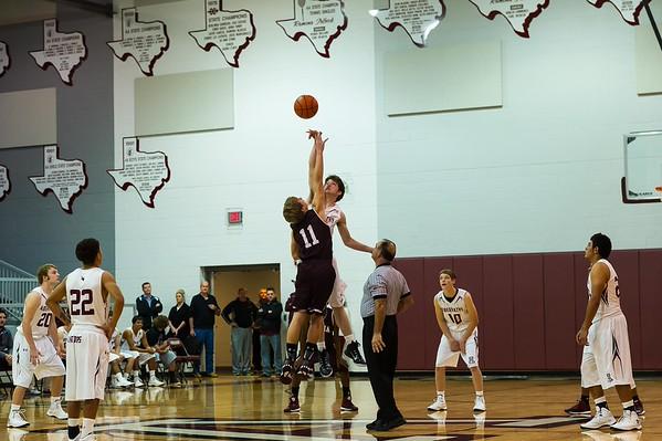 Antelope Basketball vs Tulia, 12-13-2014