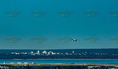 Qantas 747 Final flight