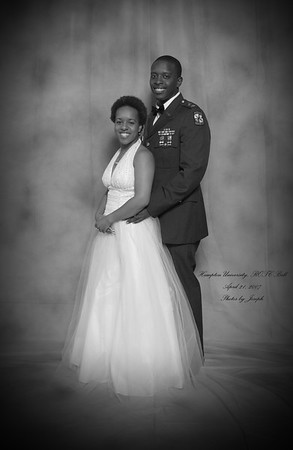 Hampton University ROTC Ball