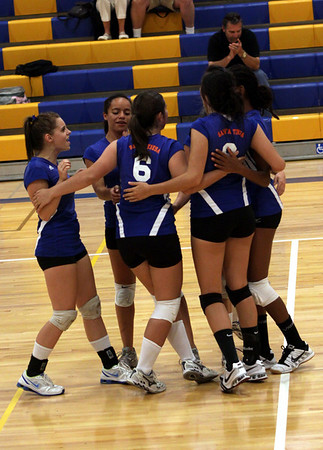 Santa Teresa Volleyball vs. Prospect