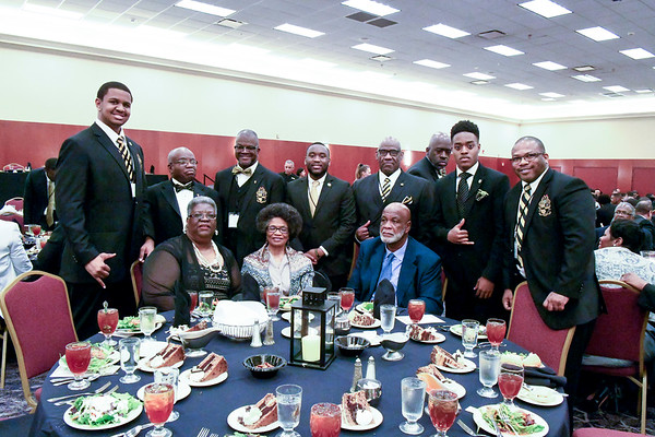 Black & Gold Banquet
