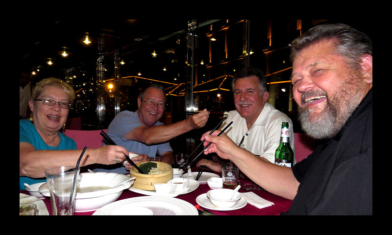 M on the Bund - 2013 - With Barb and Bob Selby and Dave Chasco.jpg
