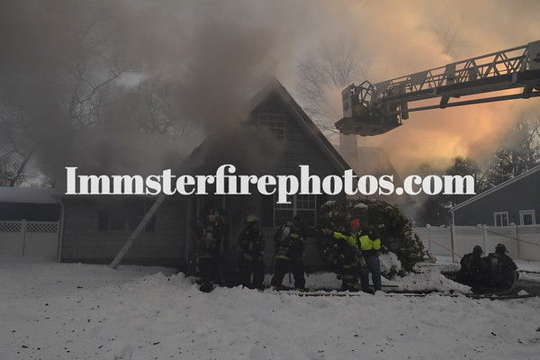 North MASS HOUSE FIRE 2-6-16