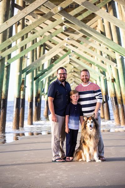 Chuck & Josh Family Photos