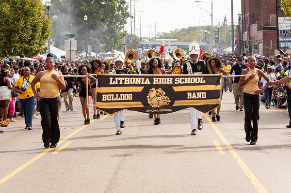 TSU Homecoming Parade