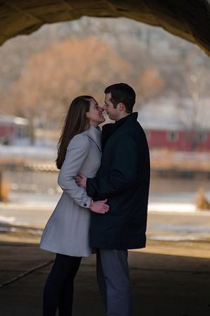 Alex and Jenna's Engagement