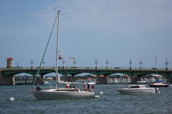 St. Augustine, FL; Fort Matanzas