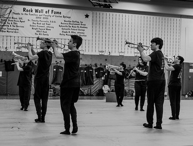19.03.31 Indoor Winds - Last Rehearsal