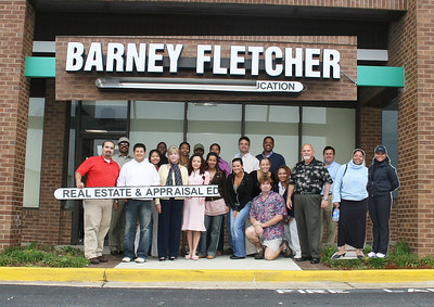 March/April '07 - Barney Fletcher  Class Pic