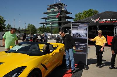 5-22-2015 Indy 500 Carb Day w/ Al Nishi