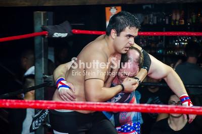 Bootie 29 Nov 2014: Mashup Wrestling!