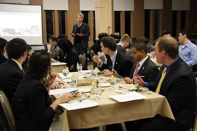 Etiquette Dinner 2013