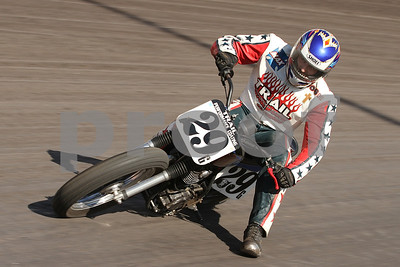 Knoxville Vintage Flat Track, June 13, 2014