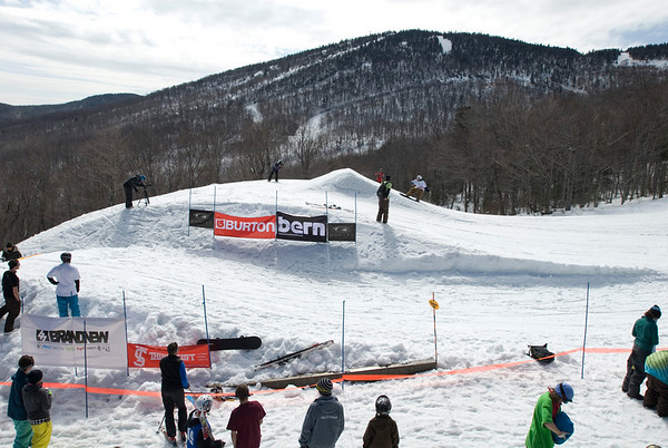 Jay Peak Battle for Burlington Competition