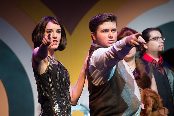 """11/13/19 Student Theater Production of """"The Drowsy Chaperone"""""""
