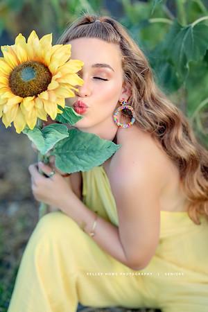 Emma Mills- Sunflower