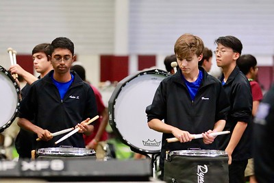 Plano Drumline Competition 9/22/2018