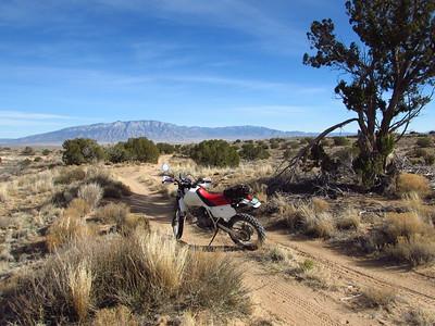 ABQ Westside Explore DS Ride #10  2-8-21
