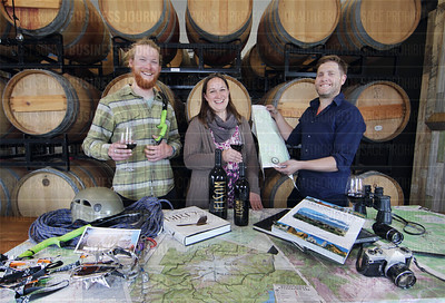 Three diverse businesses, Evergreen Escapes, Elsom Winery and KAF Adventures, combine forces to create 'The Adventure Hub' in Seattle