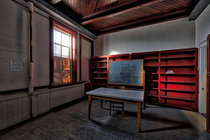 """The Class Room"""