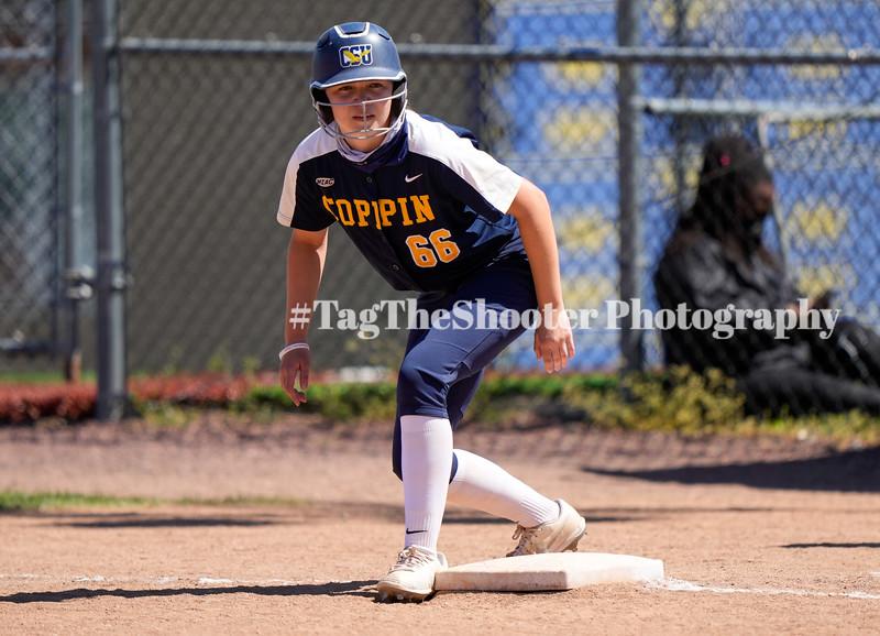 Coppin State vs Morgan State - Softball