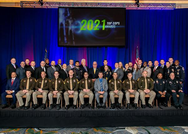 Top Cops Awards 10-15-21