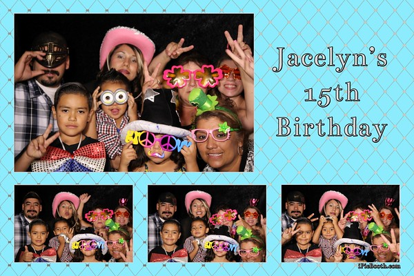 Jacelyn's 16th