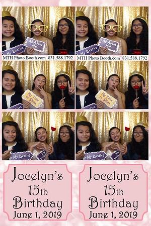Jocelyn Quinceañera June 1, 2019