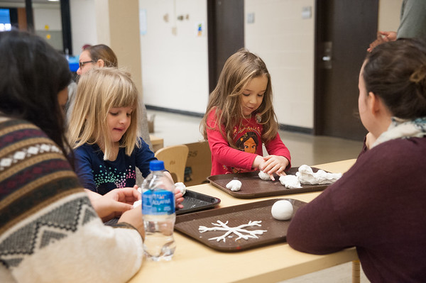 11/13/18 Family Fun Day at Child Care Center