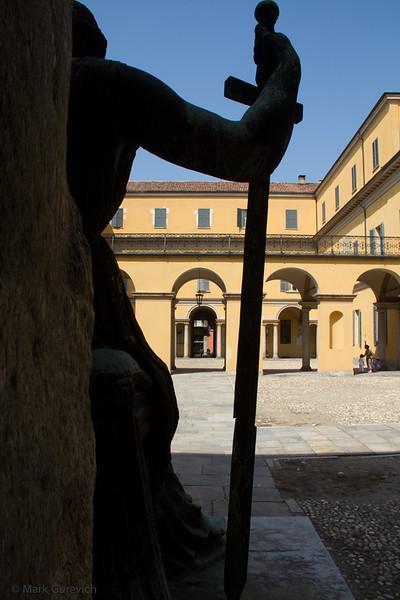 Pavia University - Legal Quarters