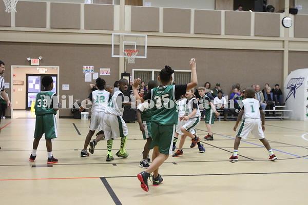Upward Basketball 2nd Half 2-21