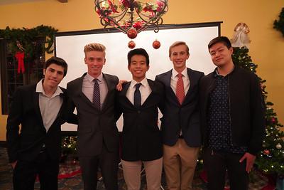 SMHS Boys' Water Polo Banquet