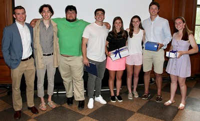 Senior Athletics Banquet - Athletic Award Winners