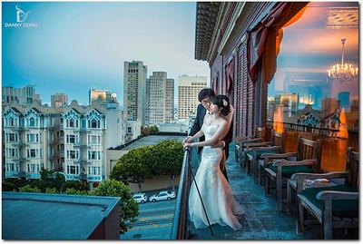 Gail & Ting's Wedding
