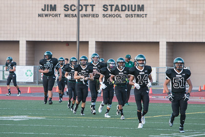 09-10-15 Mesa Football vs Katella